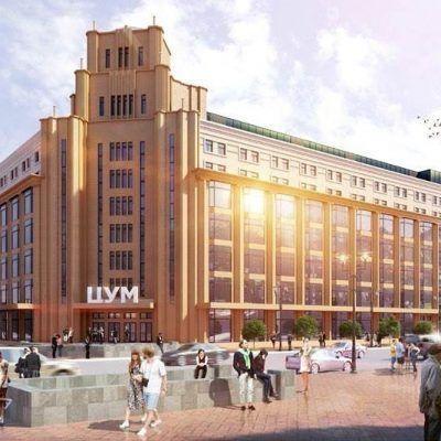 Як вигравати до $1 млн на рік на архітектурних рішеннях. Кейс ЦУМ Київ