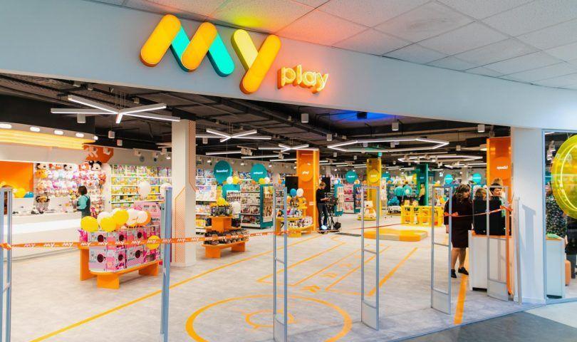 c7b959ddc06 Сеть Bembi за год открыла три собственных и два франчайзинговых магазина.  Партнерские торговые точки бренда детских товаров начали работу в Ровно  (ТРЦ ...
