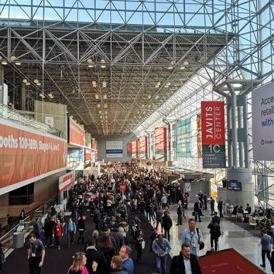 Global trends in retail-marketing and the NRF exhibition other results in New York