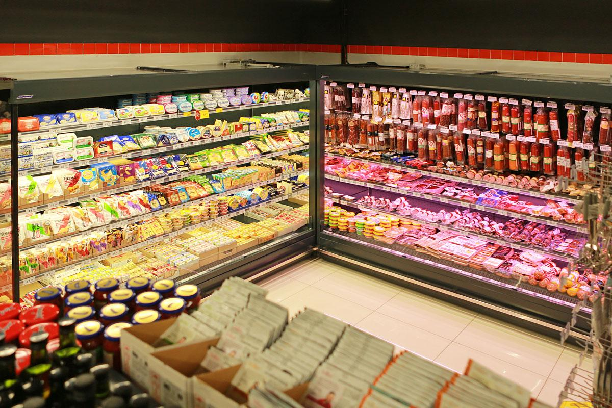 Europe in Vinnitsa: how the first Ukrainian supermarket of