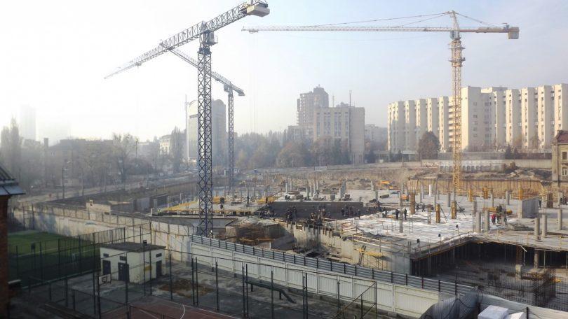 Відкриття ТРК Lukianivka Mall в Києві відклали ще на рік