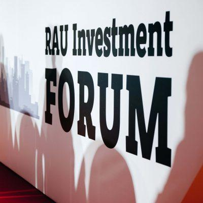 Як пройшов RAU Investment Forum 2019 (відео)