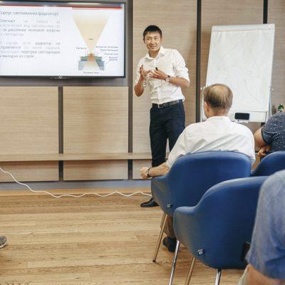 """Підсумки workshop """"Світло, як ефективний інструмент продажів в рітейлі"""""""