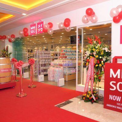 Japanese brand Miniso with stores in Ukraine is planning an IPO for $1 billion