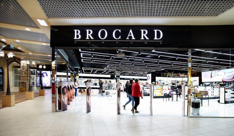 Переезд за одну ночь: Brocard открыл обновленный магазин в киевском ТРЦ Dream Town