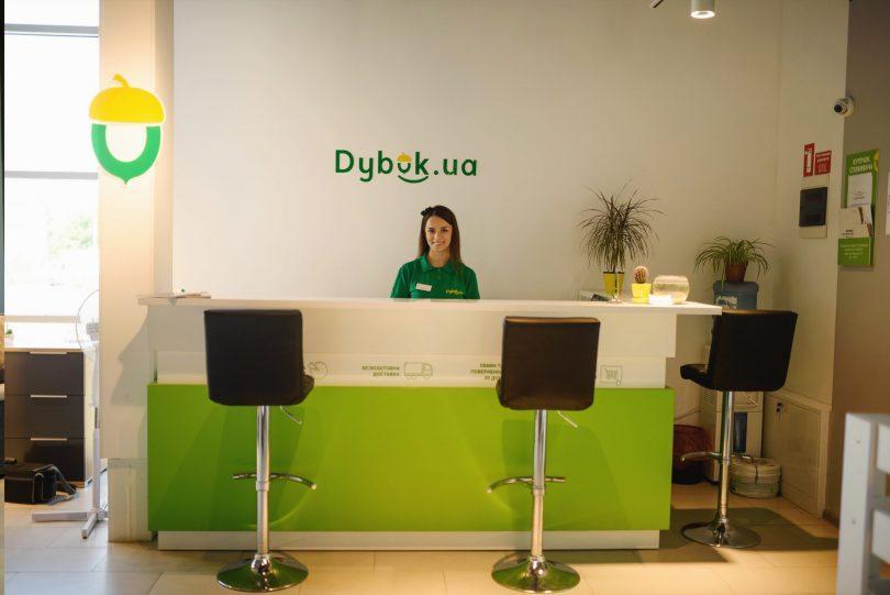 Інтернет-гіпермаркет меблів і люстр Dybok.ua впроваджує новий формат офлайн-магазинів і шукає локації