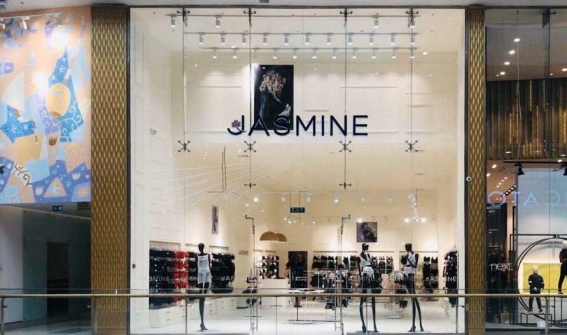 Український бренд Jasmine відкрив магазин в столиці Казахстану