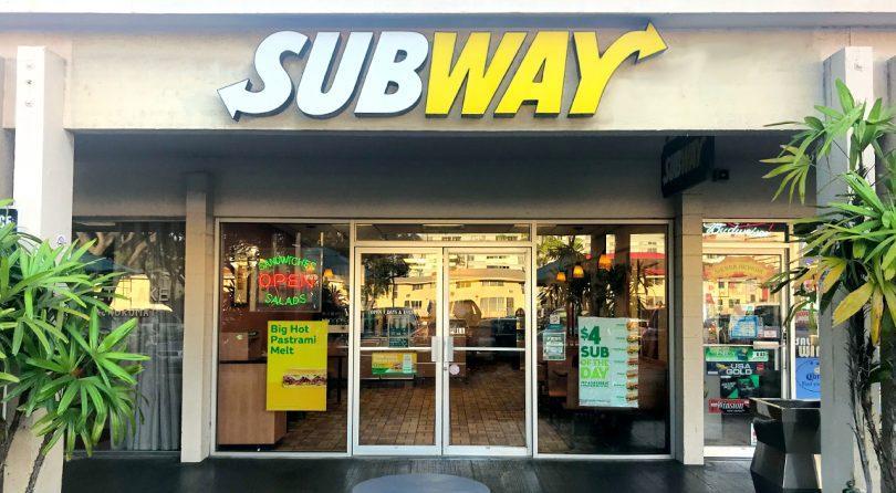 Топ-менеджер Subway: Будем искать партнеров для развития в Украине. Года через два