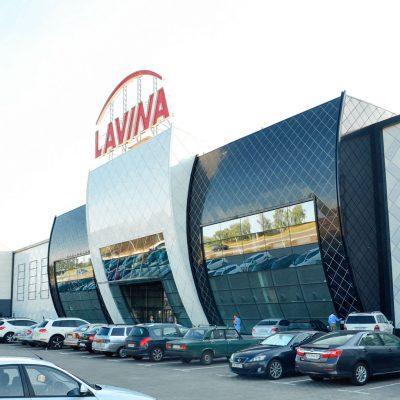 Владелец Lavina, Blockbuster и Ocean Mall увеличил чистую прибыль на четверть