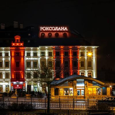 П'ять років успіху: як змінюється та розвивається львівський ТЦ Роксолана (+фото)