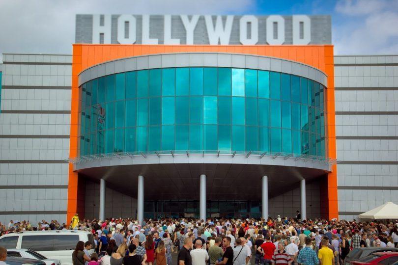 За перший місяць 2020 року товарообіг орендарів чернігівського ТРЦ Hollywood зріс на 20%