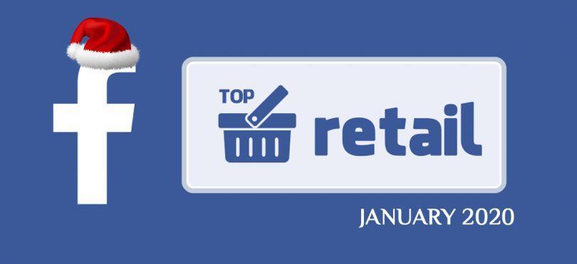 Рейтинг року: топ Facebook-сторінок українських рітейлерів і ТРЦ у 2019 році