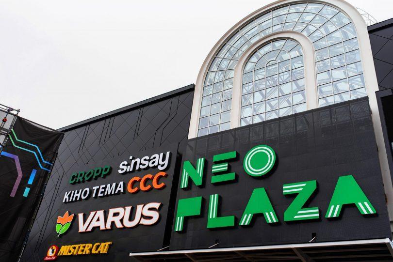 Свято шопінгу та розваг: в Дніпрі відкрився ТРЦ NEO PLAZA (фоторепортаж)