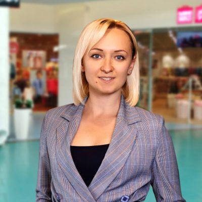 Наталію Денисів призначено в. о. директора департаменту торгівельних площ компанії Arricano Real Estate
