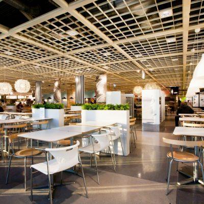 Ресторан в магазині: історії успіху від Whole Foods, Tommy Bahama і IKEA