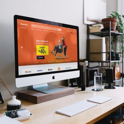 Мережа техніки та електроніки Фокстрот запустила новий сайт свого інтернет-магазину
