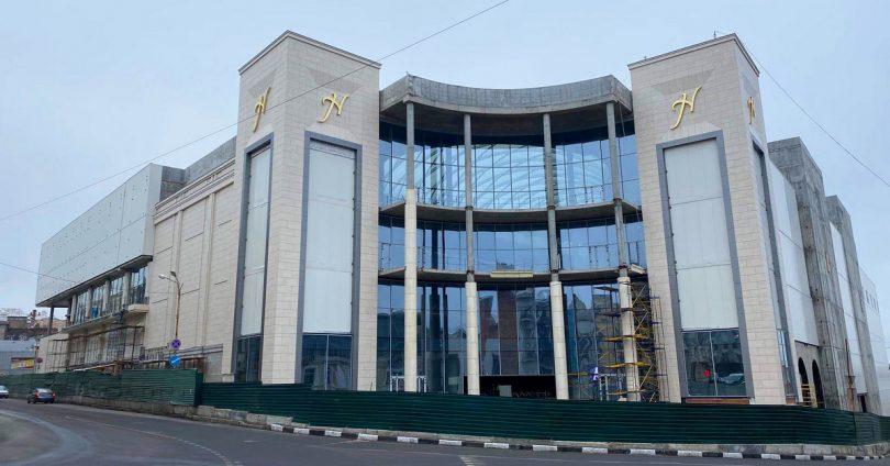 Budhouse Group залучила кредит на будівництво ТРЦ Нікольський
