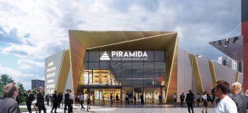 Після реновації загальна та орендна площі ТРЦ PIRAMIDA зростуть майже вдвічі