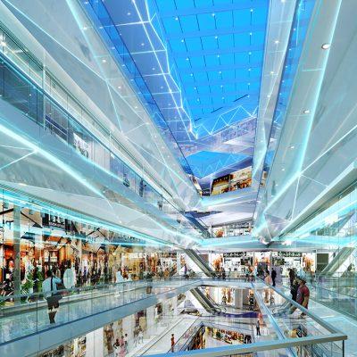 Второй океан: как будет выглядеть столичный ТРЦ Ocean Mall (презентация)