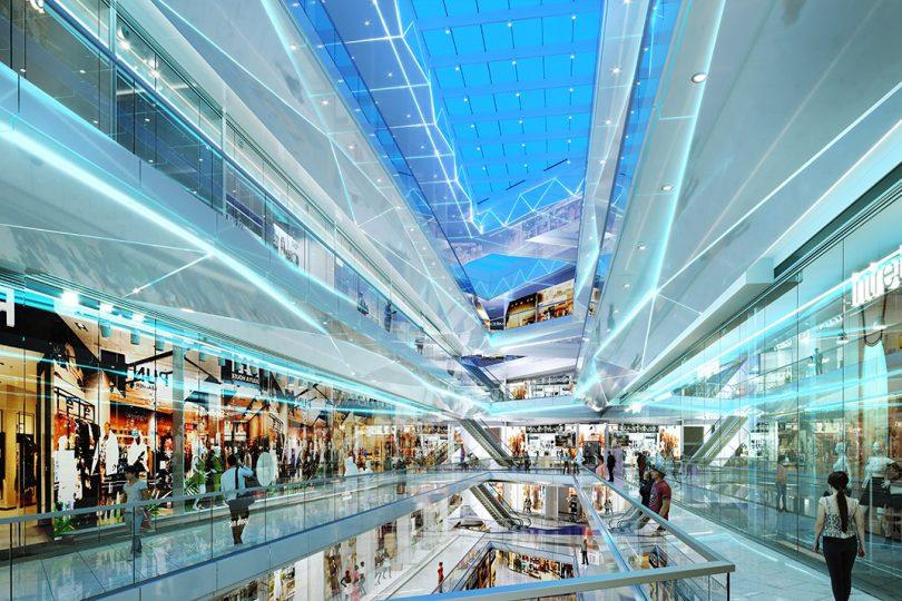 Другий океан: як виглядатиме столичний ТРЦ Ocean Mall (презентація)