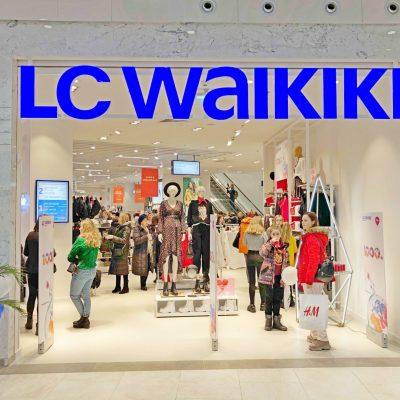 Турецький флагман: LC Waikiki відкрив у Києві свій 1000-й магазин у світі і найбільший – в Україні (фоторепортаж)