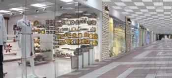 Київський ТВЦ Метроград проведе реконструкцію декількох торгових кварталів