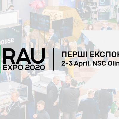 RAU Expo – 2020 first participants' introducing