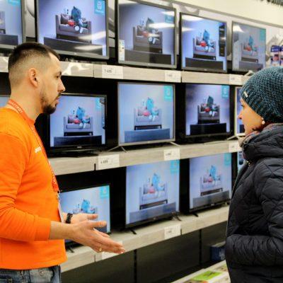 Психологічний рубіж: продажі техніки в Україні в 2019-му досягли 101,4 млрд грн