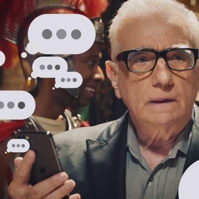 Реклама недели: Алло, Eldorado, Киевстар, Coca-Cola Energy и Мартин Скорсезе