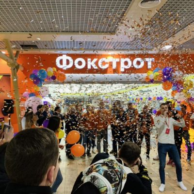 Dream Store: как выглядит и что предлагает обновленный Фокстрот в киевском ТРЦ Dream Town (фоторепортаж)
