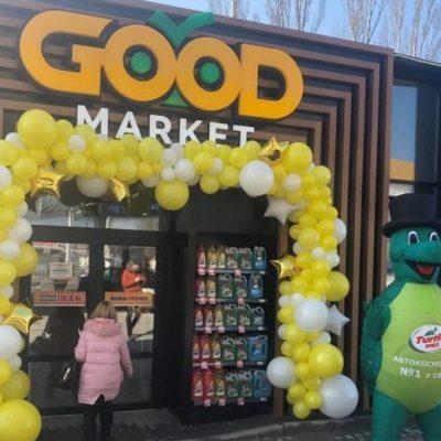 По стопах WOG і OKKO: мережа БРСМ-Нафта відкрила АЗК з супермаркетом і кафе (+фото)