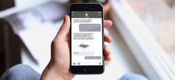 Varus is now available on Apple Business Chat