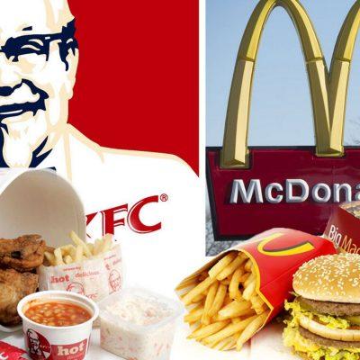 Війна фаст-фудів: 65 років протистояння McDonald's і KFC