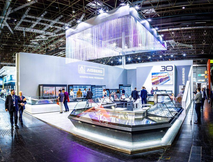 Aisberg на EuroShop-2020: Ергономіка, кастомізація та екологія