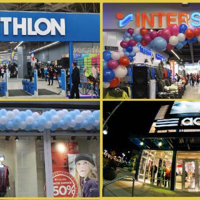 Огляд sport & outdoor: Intersport Outlet, Decathlon, Nike та інші