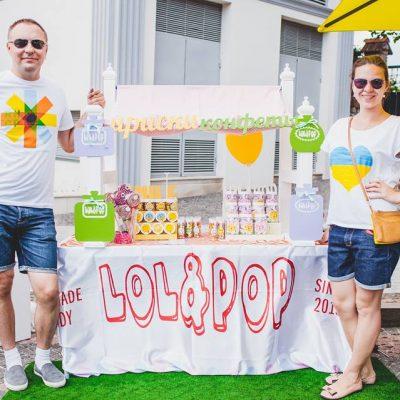 Сладкие эксперименты: как украинский бренд LOL&POP выходил на новые рынки