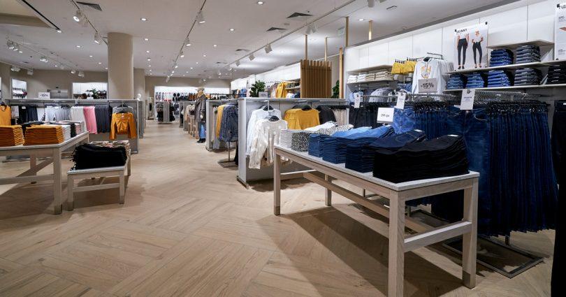 H&M откроет самый большой магазин в Украине в столичном ТРЦ Dream Town