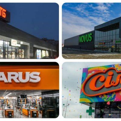 Новости FMCG за апрель: доставка от АТБ и Сільпо, открытия Novus и МегаМаркет и другие