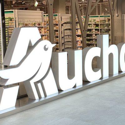 Гіпермаркет майбутнього: як виглядає Ашан у новому форматі LifeStore в Люксембурзі (фотоогляд)