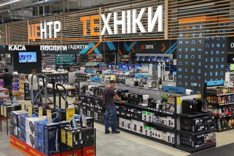 Зростання перед обвалом: ринок техніки та електроніки в I кварталі зріс на 7%