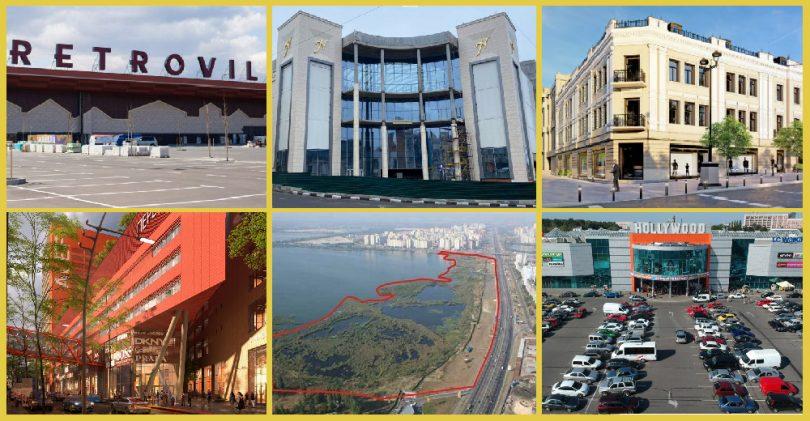 Новини ТРЦ: Retroville, Нікольський, Arricano, нові об'єкти в Києві та Дніпрі та інше
