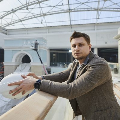 Андрей Яцентюк: Архитектурные решения напрямую влияют на успех ТРЦ
