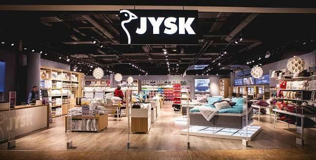 Данський рітейлер JYSK відкриває відразу 7 нових магазинів в Україні