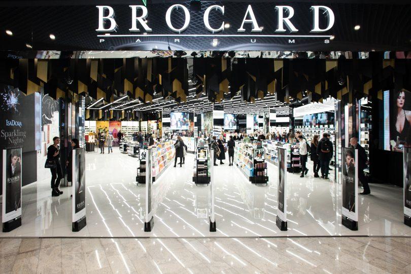 Товарообіг мережі Brocard в 2019 році зріс на 10% – до 4,25 млрд грн