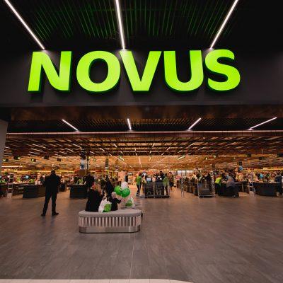 Novus залучив $100 млн кредиту для будівництва логістичного центру та розширення мережі