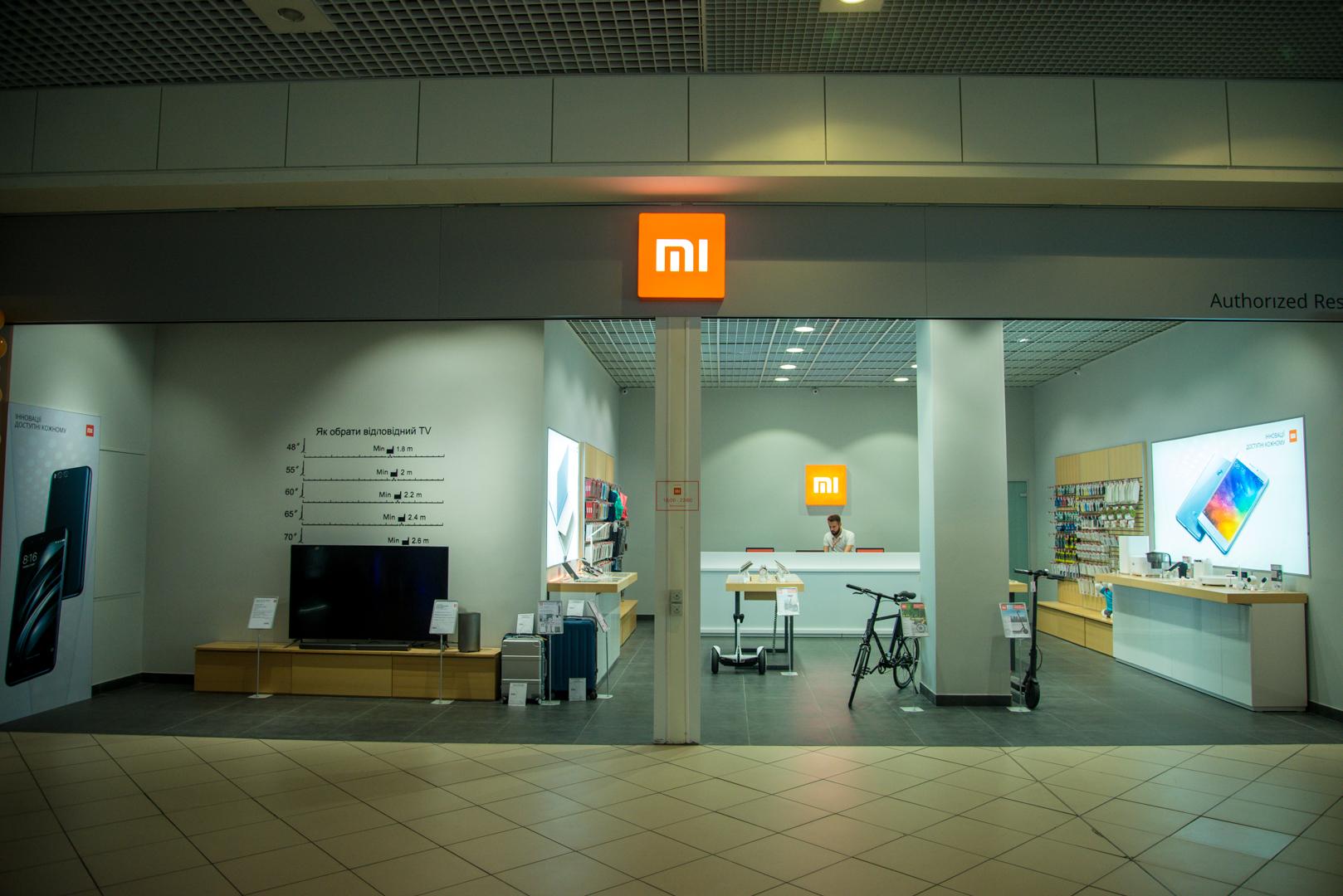 В магазине можно протестировать всю представленную продукцию и получить  консультацию по продуктам бренда Xiaomi и MIJIA 90bf2697d9fdb