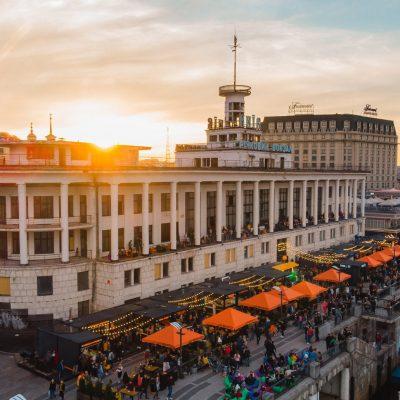 Роман Тугашев відкриває фуд-хол Бухта в київському ТРЦ River Mall
