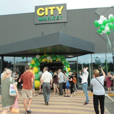 Місто в місті: як виглядає магазин нового формату City market від мережі Пчелка маркет (фотоогляд)