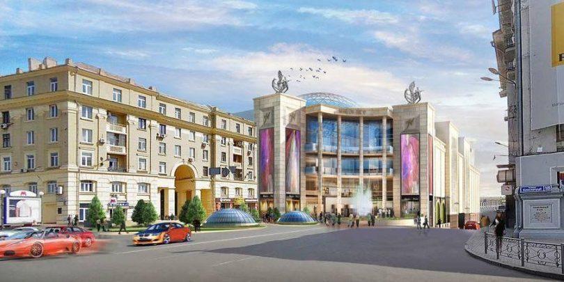 У харківському ТРЦ Nikolsky відкриються Esprit, Дека, Swarovski та магазини Calzedonia Group