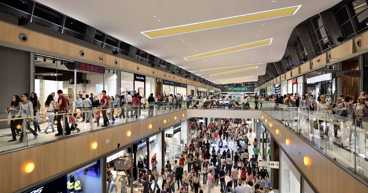 Shopping centers of Kherson and the region: a selection of sites